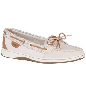 Sperry anglefish boat shoe, sz: 7